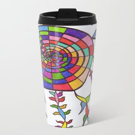 THE NIGHT WATCHER Travel Mug