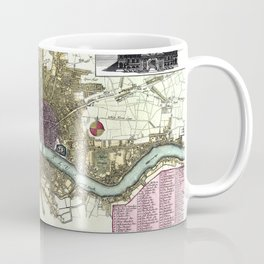 London-England-1740 Coffee Mug