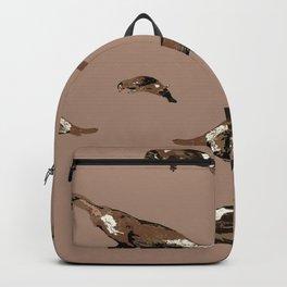 Platypus. Ornithorhynchus anatinus Backpack