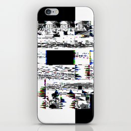 8-Bit Skull iPhone Skin