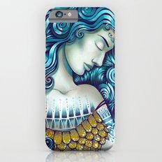 Calypso Sleeps iPhone 6s Slim Case