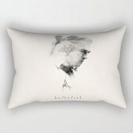 True Detective Rectangular Pillow