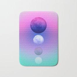 Moon Quartett Bath Mat