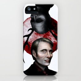 Hannibal the Wendigo iPhone Case