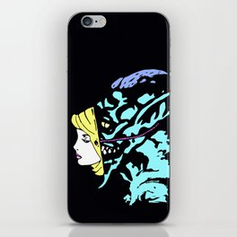 """AVA'S POSSESSIONS"" ARTWORK iPhone Skin"