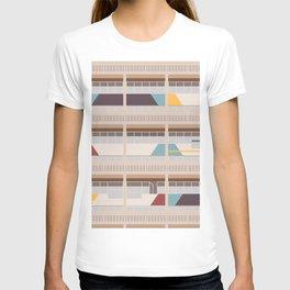 Cité Radieuse - Le Corbusier T-shirt