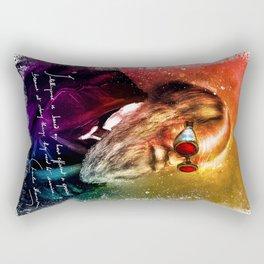 Need For Survival. Rectangular Pillow