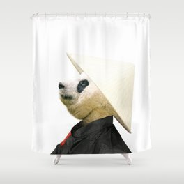 LI CHUN Shower Curtain