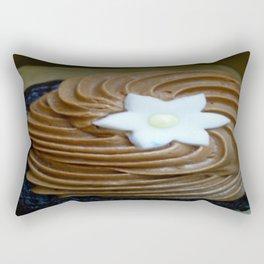 Chocolate cupcake Rectangular Pillow