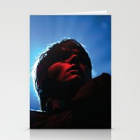 my chemical romance Stationery Cards featuring My Chemical Romance  by Christopher Chouinard