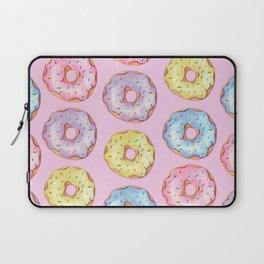 Donut Party Laptop Sleeve