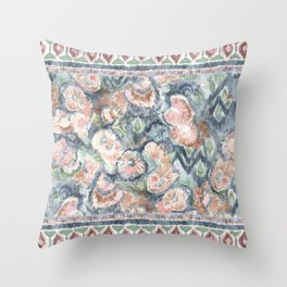 Indie Forest Throw Pillow