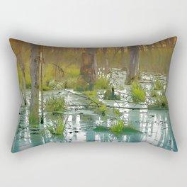 Backwater Rectangular Pillow