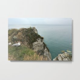 Etretat, France Metal Print