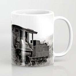 Vintage Steam Engine Coffee Mug