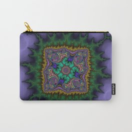 Fractal Rug Carry-All Pouch