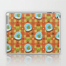 Cactus in a Snow Globe Laptop & iPad Skin