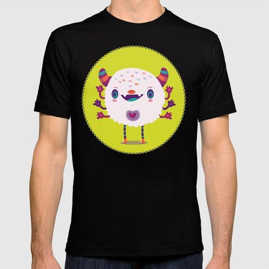 Puffy monster T-shirt