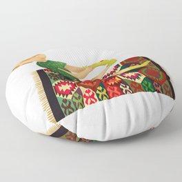 Little boy Floor Pillow