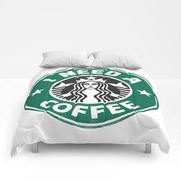 Venti Needs Comforters