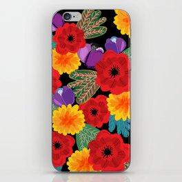 Romance Blooms iPhone Skin