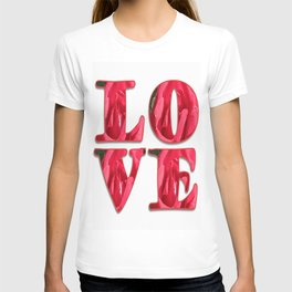 Love is All We Need T-shirt