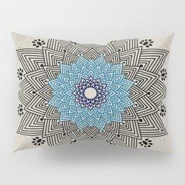 Digital Mandala #5 Pillow Sham