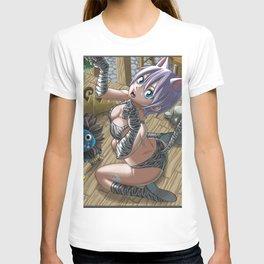 Lisanna Cat T-shirt