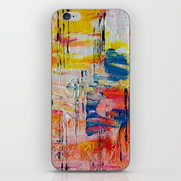 Happy Thoughts iPhone Skin