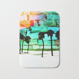 Florida Beach Bath Mat