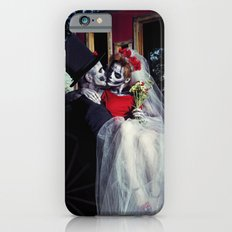 Day Of The Dead Wedding Day  iPhone 6s Slim Case