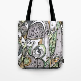 The Story Is Different Tote Bag