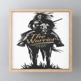 Original Hunter Framed Mini Art Print