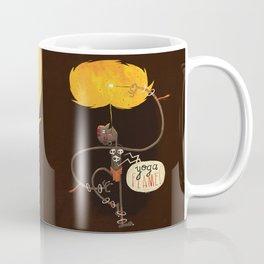 Yoga Flame Coffee Mug