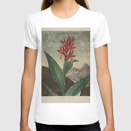 Temple of Flora: Inian Reed T-shirt