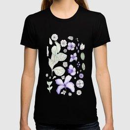 Violet Watercolor T-shirt