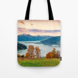 Beautiful Nature Concept Background Tote Bag