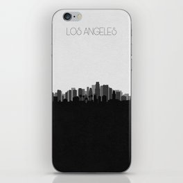 City Skylines: Los Angeles (Alternative) iPhone Skin