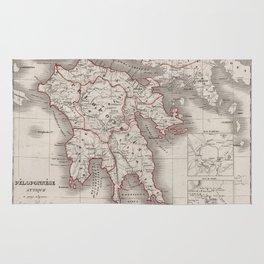 Ancient Sparta Rug