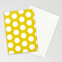 Paulsen Yellow Stationery Cards
