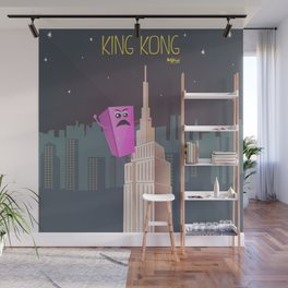The King Kong Wall Mural