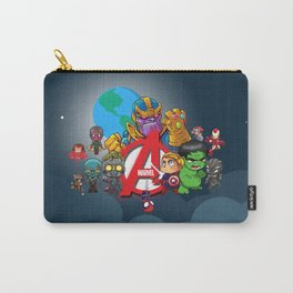A Group of Remarkable People Carry-All Pouch