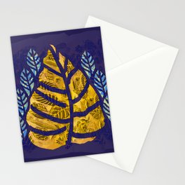 Leaf among Leaves Stationery Cards