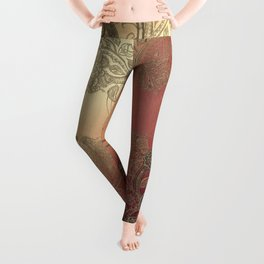 By Eternal Time Leggings