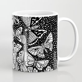 Escher - Butterflies Tessellation Coffee Mug