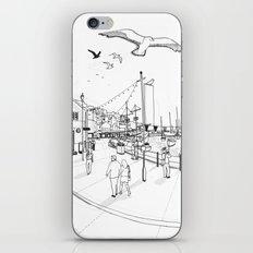 Brixham iPhone & iPod Skin