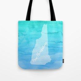 Sweet Home New Hampshire Tote Bag