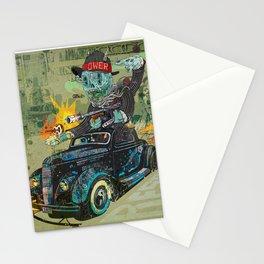 Bootleg Husker Stationery Cards