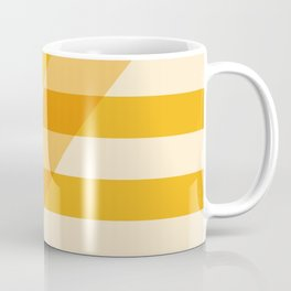 Striped Shadow 2 Coffee Mug