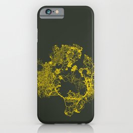 Physarum Polycephalum iPhone Case